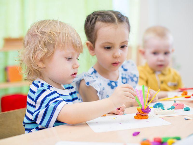 Набір в дитячий садок