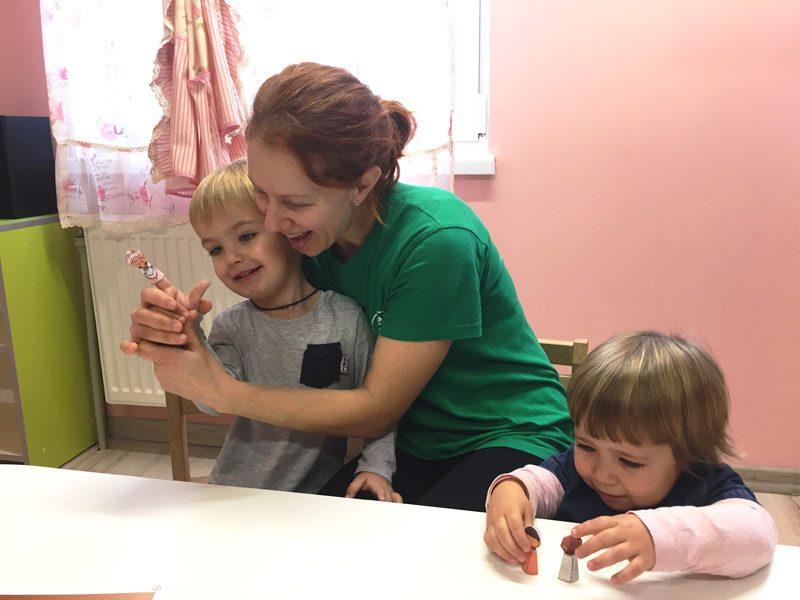 Дитина і дитячий садок