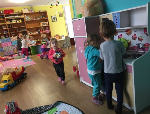Підготовка до дитячого садка